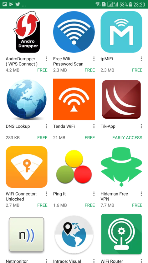 Wireless Networking tools 4 Android | Easytech4all net