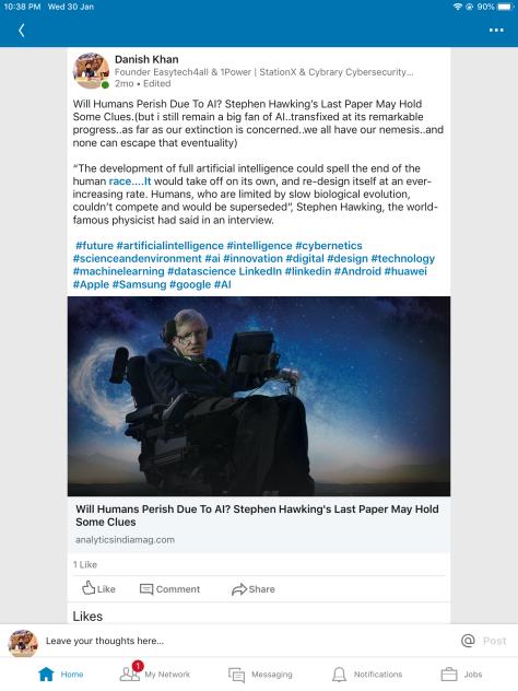 LinkedIn Tech Updates | Easytech4all net