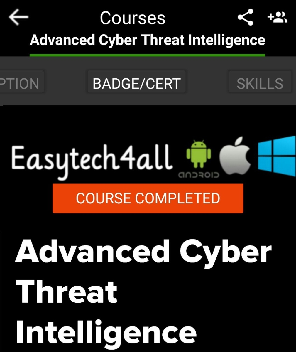 1Power Advanced Cyber Intelligence Research. #Cybersecurity #Consultancy for mobile ecosystems.