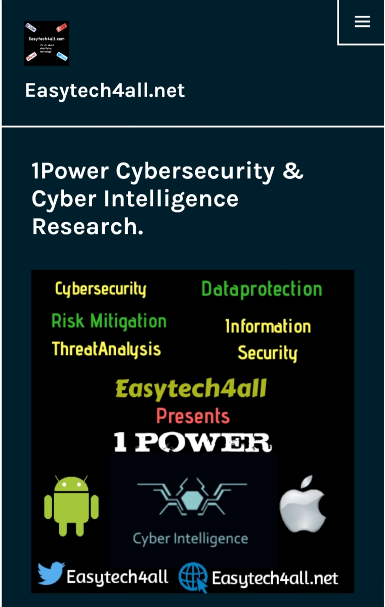 """Watch """"Cybersecurity & Advanced Threat Intelligence Research"""" on YouTube"""